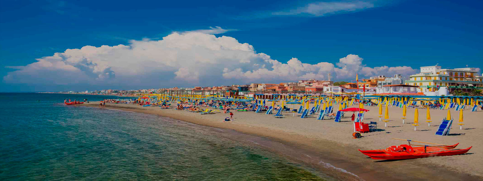Transfer from Rome (Fiumicino Airport) to Anzio