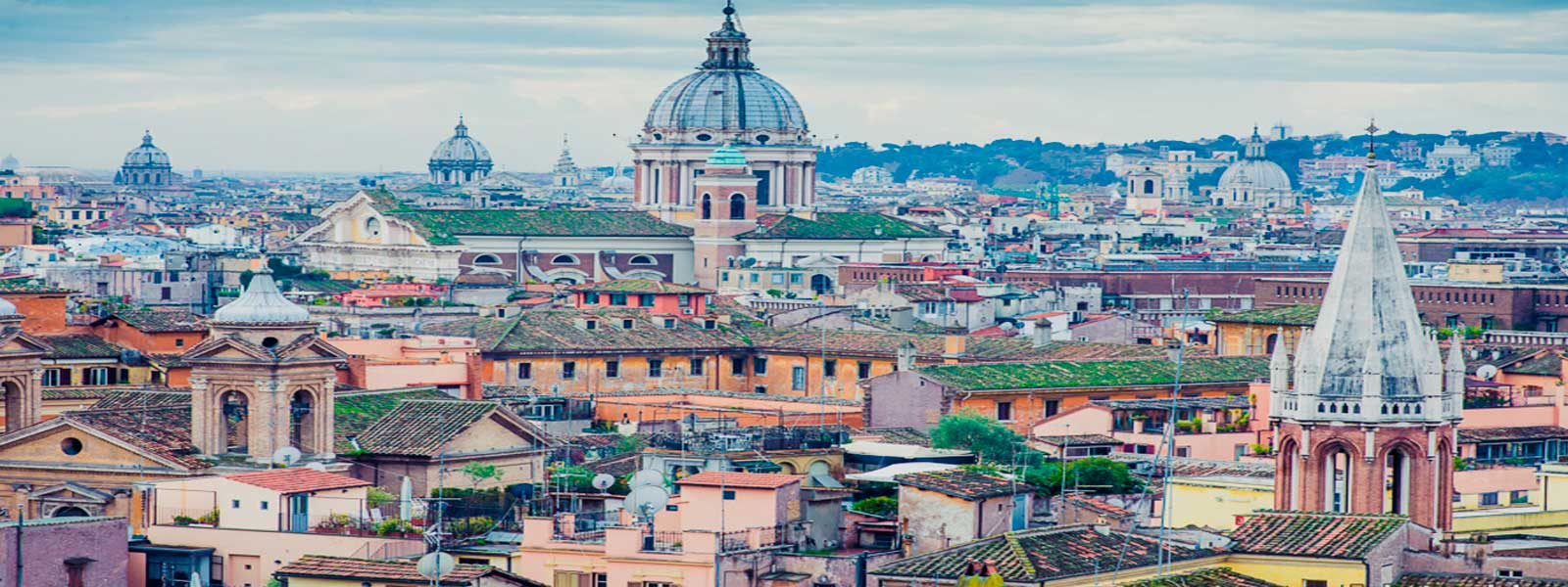 Sightseeing tour from Civitavecchia to Rome